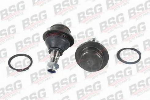 BSG BSG 30-310-091 - Несучий / направляючий шарнір autocars.com.ua