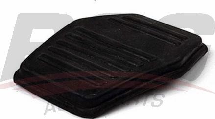 BSG BSG30700070 - Педальные накладка, педаль тормоз car-mod.com