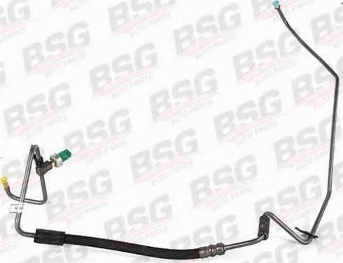 BSG bsg30725034 - Гидравлический шланг, рулевое управление autodnr.net