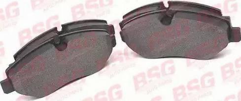 BSG BSG 60-200-011 - Тормозные колодки, дисковые car-mod.com