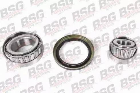 BSG BSG 60-600-001 - Комплект подшипника ступицы колеса autodnr.net