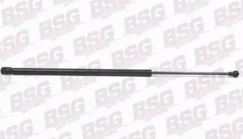 BSG BSG65980009 - Газовая пружина, крышка багажник avtokuzovplus.com.ua