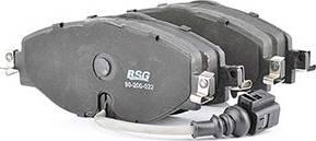 BSG BSG 90-200-022 - Тормозные колодки, дисковые car-mod.com