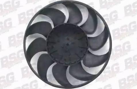 BSG bsg90922022 - Крыльчатка вентилятора, охлаждение двигателя autodnr.net