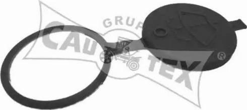 Cautex 031520 - Крышка, резервуар для воды car-mod.com