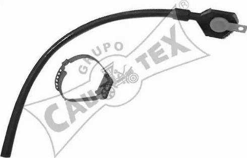 Cautex 036241 - Сайлентблок, стойка амортизатора car-mod.com