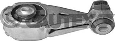 Cautex 756249 - Подушка, підвіска двигуна autocars.com.ua