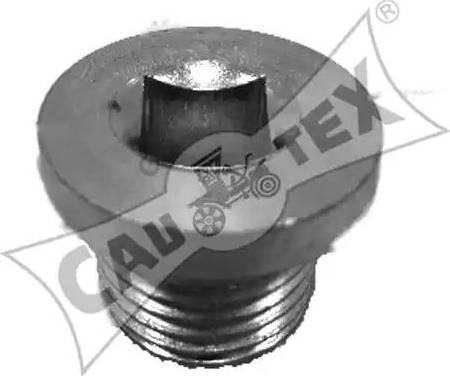 Cautex 952004 - Резьбовая пробка, масляный поддон car-mod.com