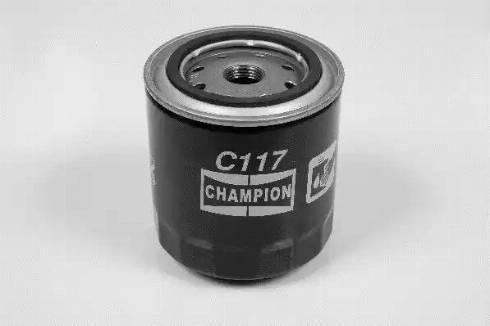 Champion c117606 - Масляный фильтр autodnr.net
