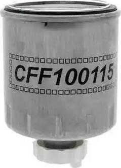 Champion CFF100115 - Паливний фільтр autocars.com.ua