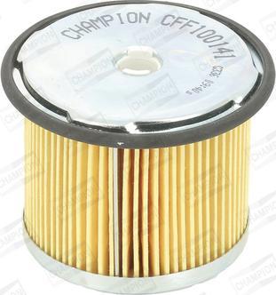 Champion CFF100141 - Паливний фільтр autocars.com.ua