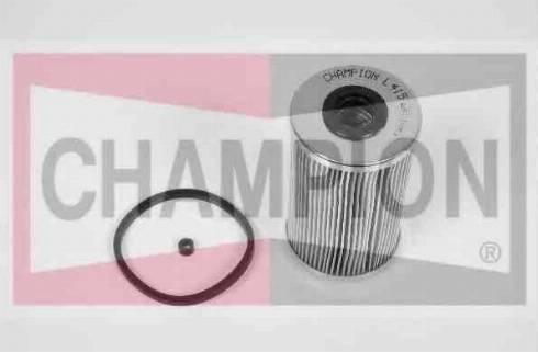 Champion CFF100415 - Паливний фільтр autocars.com.ua