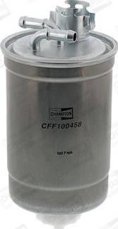 Champion CFF100458 - Паливний фільтр autocars.com.ua