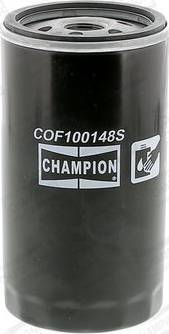 Champion COF100148S - Масляний фільтр autocars.com.ua
