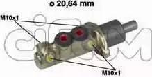 Cifam 202039 - Главный тормозной цилиндр car-mod.com