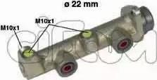 Cifam 202-134 - Главный тормозной цилиндр autodnr.net