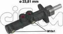 Cifam 202-308 - Главный тормозной цилиндр autodnr.net