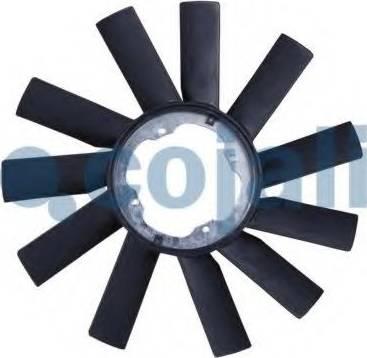 Cojali 8111601 - Крильчатка вентилятора, охолодження двигуна autocars.com.ua