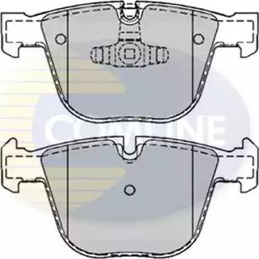 Comline CBP01793 - Тормозные колодки, дисковые car-mod.com