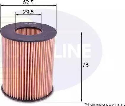 Comline EOF084 - Масляный фильтр autodnr.net