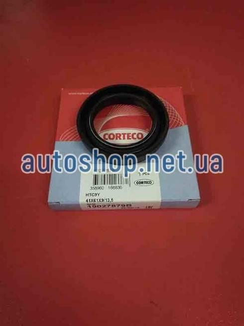 Corteco 19027879b - Уплотняющее кольцо, раздаточная коробка autodnr.net