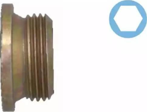Corteco 005501H - Уплотнительное кольцо, резьбовая пробка маслосливного отверстия car-mod.com