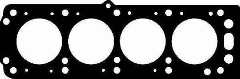 Corteco 414812P - Прокладка, головка цилиндра autodnr.net
