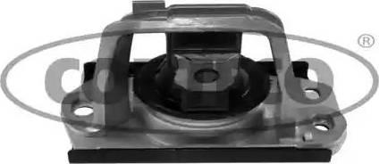 Corteco 49368507 - Подушка, підвіска двигуна autocars.com.ua