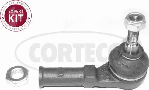 Corteco 49398554 - Наконечник рулевой тяги, шарнир car-mod.com