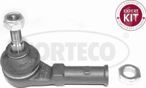 Corteco 49398559 - Наконечник поперечной рулевой тяги autodnr.net