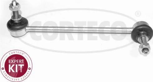 Corteco 49400231 - Тяга / стойка, стабилизатор car-mod.com
