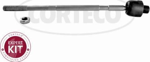 Corteco 49400262 - Осевой шарнир, рулевая тяга autodnr.net