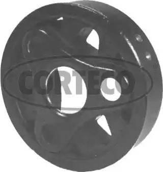 Corteco 602785 - Амортизатор, карданный вал car-mod.com