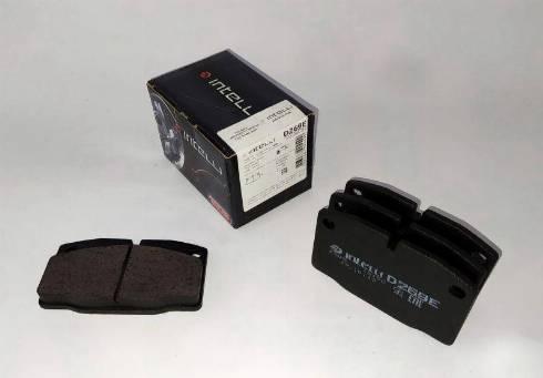 Dafmi D269E - Тормозные колодки, дисковые car-mod.com