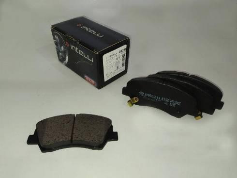 Dafmi D273E - Тормозные колодки, дисковые car-mod.com