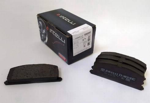 Dafmi D404E - Тормозные колодки, дисковые car-mod.com