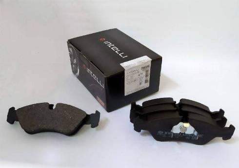 Dafmi D433E - Тормозные колодки, дисковые car-mod.com