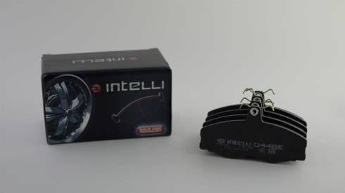 Dafmi D446E - Комплект тормозных колодок, дисковый тормоз autodnr.net