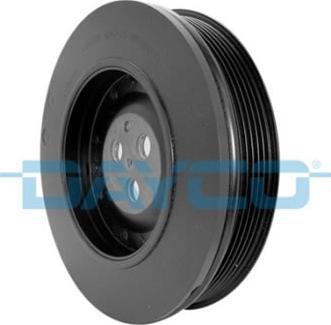 Dayco DPV1041 - Ременный шкив, коленчатый вал autodnr.net