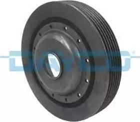 Dayco DPV1061 - Ременный шкив, коленчатый вал car-mod.com