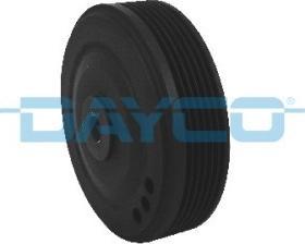 Dayco DPV1069 - Ременный шкив, коленчатый вал autodnr.net