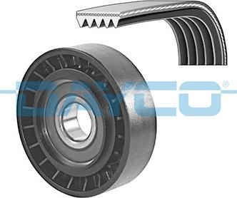 Dayco KPV042 - Поликлиновый ременный комплект avtokuzovplus.com.ua