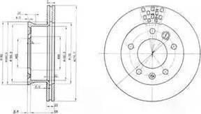 A.B.S. 16453 - Тормозной диск autodnr.net