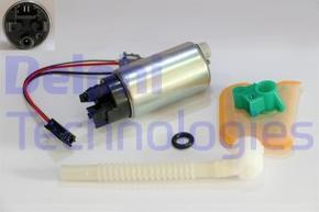 Delphi FE0731-12B1 - Блок подачи топлива, насос car-mod.com