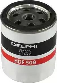 Delphi HDF508 - Паливний фільтр autocars.com.ua