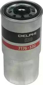Delphi HDF530 - Паливний фільтр autocars.com.ua