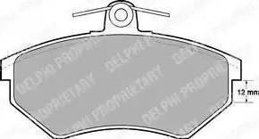 Febi Bilstein 16008 - Тормозные колодки, дисковые car-mod.com