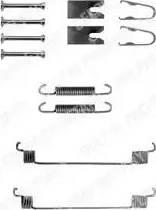 Delphi LY1291 - Комплектующие, тормозная колодка autodnr.net