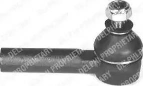 Delphi TA1030 - Наконечник рульової тяги, кульовий шарнір autocars.com.ua