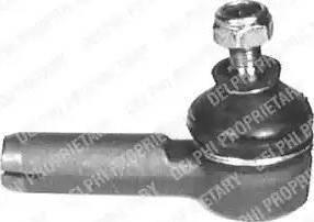 Delphi TA1069 - Наконечник поперечной рулевой тяги autodnr.net